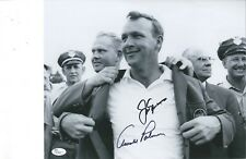 Arnold Palmer & Jack Nicklaus signed 11x14 photo JSA COA