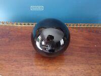 Boule escalier en verre teinté - diamètre 88mm