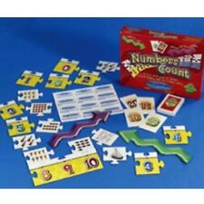 Educational Insights Numbers Count Game Learning Counting Preschool Kids Toys