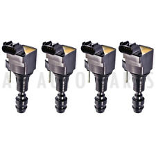 Pack of 4 Ignition Coil UF491 For Chevy Cobalt, Equinox & Pontiac G4 G5 G6 C1552
