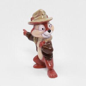"CHIP 2"" PVC Figure - 1991 Disney Kellogg's Cereal Toy - Rescue Rangers"