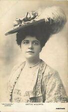 C-1905 Stage Actress Hattie Williams RPPC Real photo Rotograph 1674