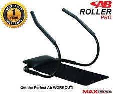 Sit Up Ab Roller Trainer Ab Crunch Core Workout Abs Exercise Machine Maxstrength