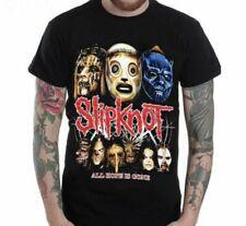 Slipknot All Hope Is Gone Graphic T-Shirt Funny Vintage Gift Men Women