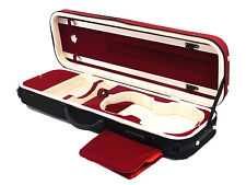 Beautiful Light Weight 4/4 Enhanced Foamed Violin Case & Free 4/4 String Set