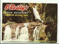 Australia Postcard View Folder - O'Reilly's. Green Mountains, Lamington, Qld