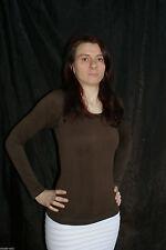Langarm Damen-Shirts aus Polyamid