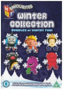 HIT FAVOURITES THE WINTER COLLECTION [DVD][Region 2]