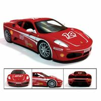 FERRARI 430 CHALLENGE HOT WHEELS RED 1:18