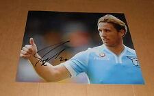 Lucas Biglia *Lazio Rom, ARGENTINIA*, original signed Photo 20x25 cm (8x10)
