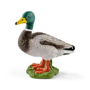 NEW SCHLEICH 13824 Drake Duck