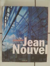 Olivier Terrail JEAN NOUVEL ( éditions Terrail 1996 TBE) 180 illustrations