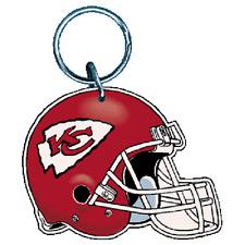 Kansas City Chiefs 2013 Wincraft NFL Acrylic Helmet Key Ring FREE SHIP!!