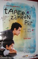 TAARE ZAMEEN PAR BOLLYWOOD POSTER # 2 AAMIR KHAN