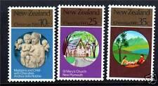 New Zealand 1980 Christmas SG1229/31 MNH