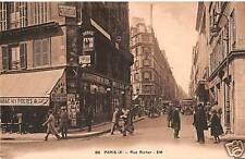 CPA Paris Rue Richer (96265)