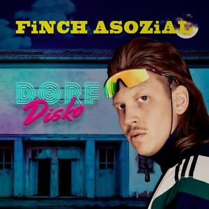 CD Dorfdisko Finch Asozial  (K120)