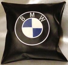 """BMW LOGO ECOPELLE Copricuscino 16 """""""