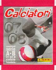 Pochette Panini Calciatori 2008