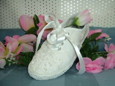 "Wedding Shoes Bridal Sneakers ""Kali"" Size 10"