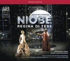Agostino Steffani: Niobe, regina di Tebe, New Music