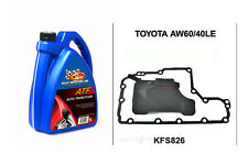 Transgold Transmission Kit KFS826 With Oil For Holden CALIBRA YE AW50-40 Trans
