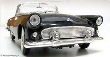 Yat ming Ford Thunderbird 1955 negro 1:18