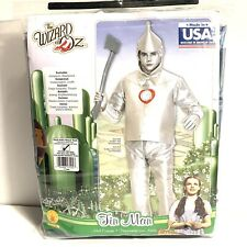 Rubie's Adult Men's Wizard Of Oz Tin Man Costume Plus Size Fits 46-52 Jacket