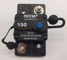 150 Amp High AMPERAGE Surface Mount Circuit Breaker Type 3 Manual Reset DC - USA