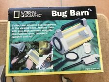 National Geographic Bug Barn and Binoculars