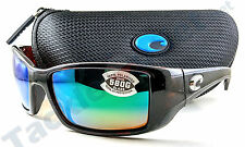Costa BL10OGMGLP Blackfin Sunglasses 580G Green Mirror Lens Tortoise Frame!