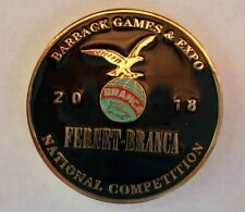 Fernet Branca 2018 Barback Games and Expo US Challenge Coin