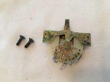2000 Ibanez RG320DX Pickup Selector Switch Open Gear 3-Position w/ HW