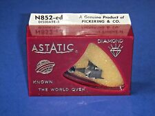 Vintage Astatic N852-ed / Pickering D1500ATE-3 Diamond Stylus/Needle for Stereo