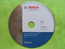 CD NAVIGATION FX ALPEN 2012 V4 VW RNS 310 GOLF PASSAT TOURAN SEAT SKODA AMUNDSEN