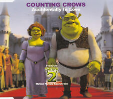 Counting Crows - Accidentally in Love   CD single