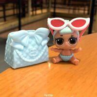 Bag & LOL Surprise LiL Sisters L.O.L. lil troublemaker SERIES 2  doll toy MBJD