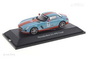 Mercedes-Benz SLS AMG Gulf Schuco 1:43 450755000