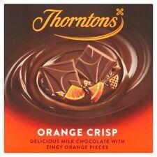 Thorntons Orange Chocolate Block 90g