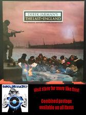 Derek Jarman's The Last Of England - Various - UK 1st press IONIC 1