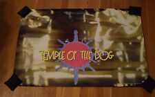 Rare Temple of the Dog 1991 Promo Poster Soundgarden Pearl Jam Mother Love Bone