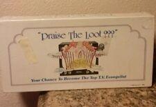 Praise the Loot??? T.V. Evangelist Board Game Sealed Drelling, Inc. 1987