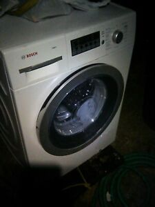 Bosch Axxis Washer  WAP24201UC Needs code reset or control board replaced