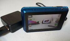 Sony Cyber-shot DSC-TX20 18.2MP Digital Waterproof Camera - Blue
