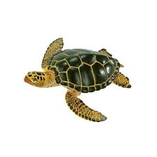 Green Sea Turtle Wild Safari Animal Figure Safari Ltd NEW Toy Educational