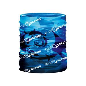 BLUE OCEANS - Bandana Loop Halstuch (blau)