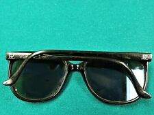 Vuarnet Pouilloux  002 Sunglasses Black Frames from the 1980's