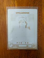 1997 New Pinnacle Mike Piazza Spellbound Printing Plate #1/1