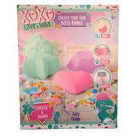Bath Bombs - Make Your Own Craft Activity Set -  Xoxo Love N Hugs Sambro Kids