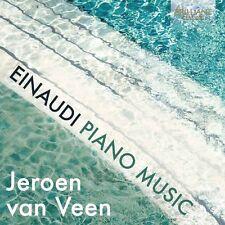 Einaudi / Van Jeroen Veen - Piano Music [New CD]